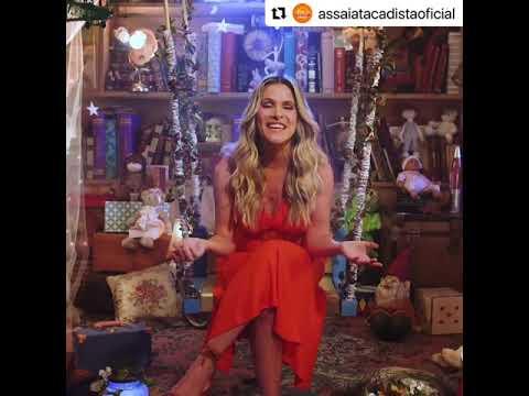 Capa de Assai Atacadista Ingrid Guimaraes Convite Live Jota Quest