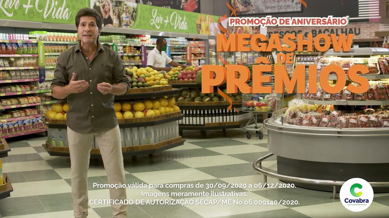 Capa de Covabra Daniel Mega Show Premios